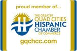 Member of Quad Cities Hispanic Chamber of Commerce