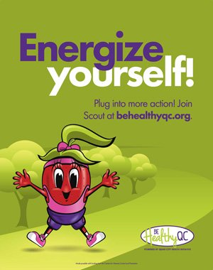 Energize yourself!